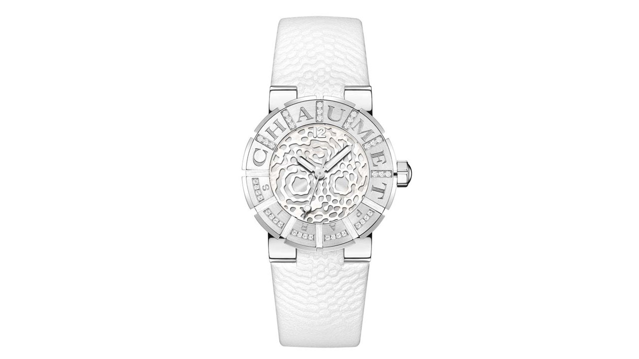 swiss luxury chaumet class one replica watches diamond ladies cheap sale