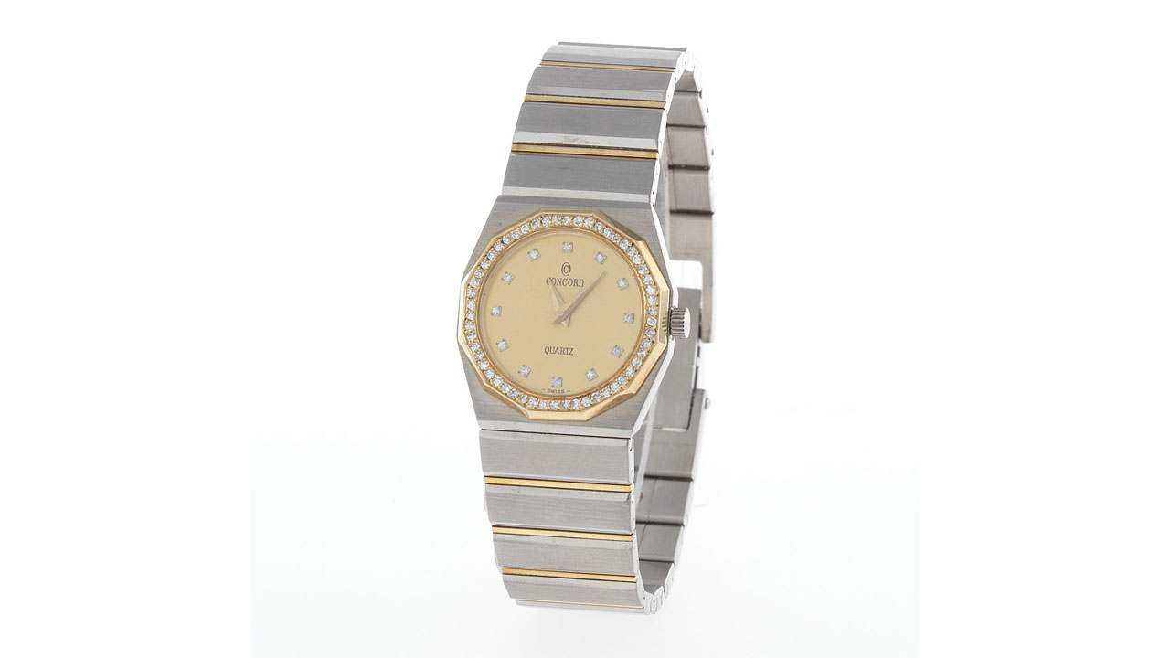 concord mariner sg with diamond replica watches mens ladies cheap sale